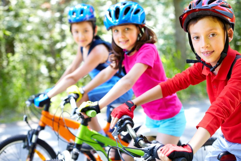 Childrens Cycling Courses UK