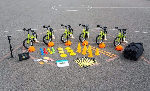 Cyclings EYFS Course for Children