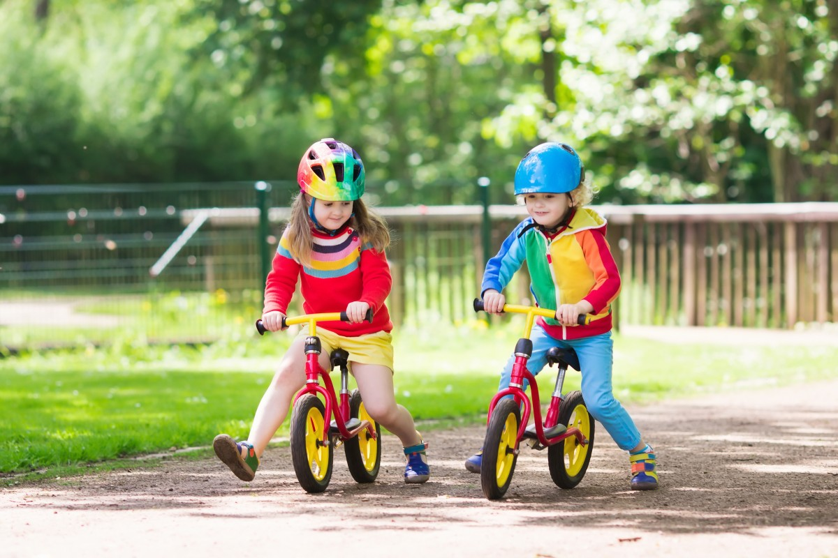 Childrens Cycling Course Kit
